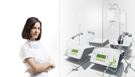 Motor de implantes dentales