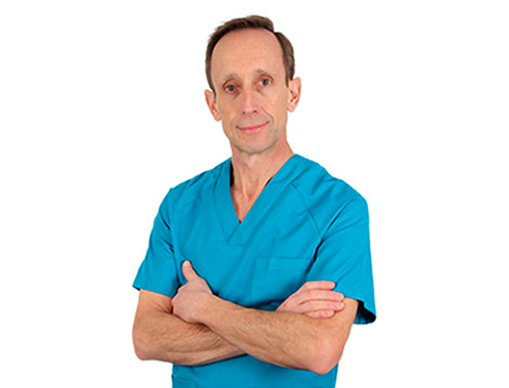 Doctor Eduardo Ausín - Clínica Dental Madrid