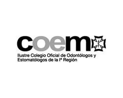 Logo COEM - Clínica Dental Velázquez