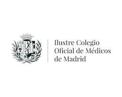 Logo Ilustre Colegio Oficial de Médicos de Madrid - Clínica Dental Velázquez