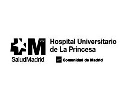 Logo Hospital Universitario de La Princesa - Clínica Dental Velázquez